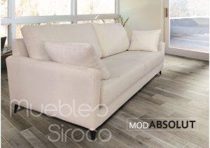Muebles Siroco Málaga #cambiatusofá modelo Absolut