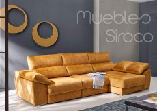 Muebles Siroco Málaga #cambiatusofá modelo Ankor de Acomodel