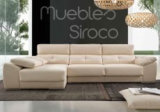 Muebles Siroco Málaga #cambiatusofá modelo Atenza de Acomodel