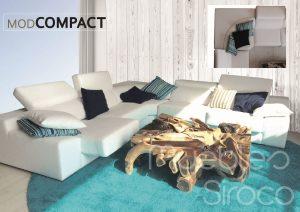 Muebles Siroco Málaga #cambiatusofá modelo Compact